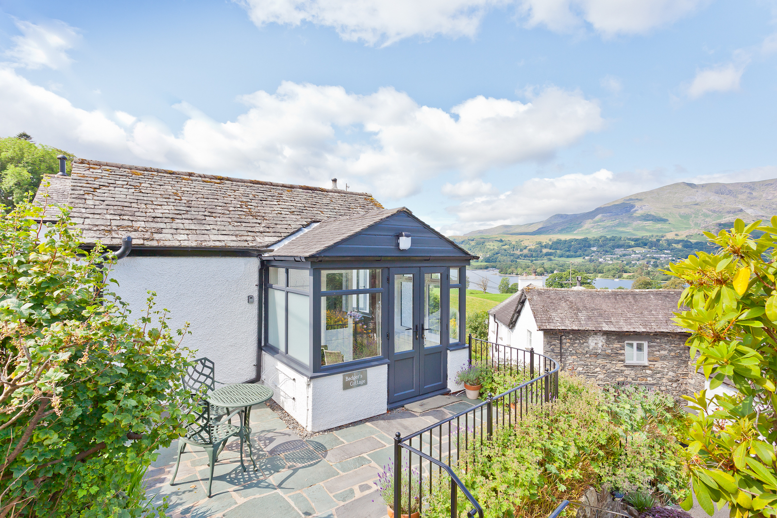 How Head Cottages Coniston